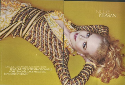Archivio Missoni - Nicole Kidman in all Missoni