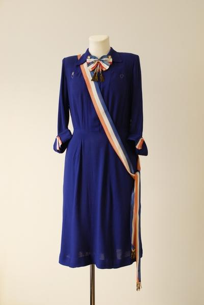 Dress / patriotic dress