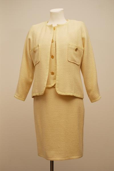 Emsemble (jacket, dress)