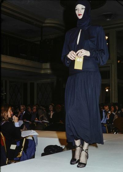 Fashion show Christian Aujard