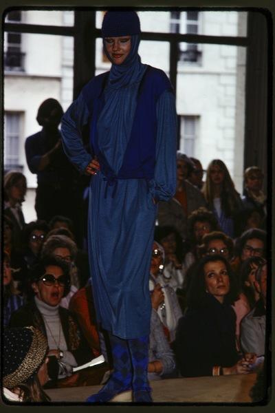 Fashion show Dorothee Bis