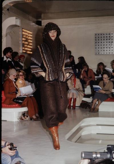 Fashion show Cacharel