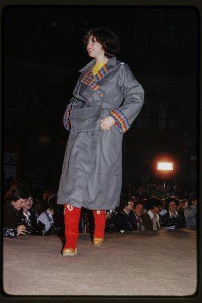 Fashion show J.C.de Castelbajac