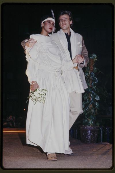 Fashion show Kenzo Takada