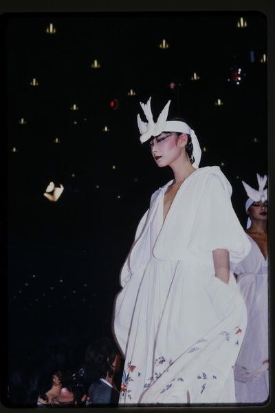 Fashion show Claude Montana spring/summer 1978