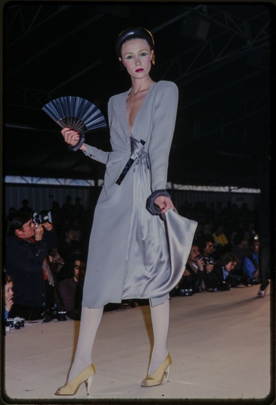 Fashion show Anne Marie Beretta winter 1979/1980