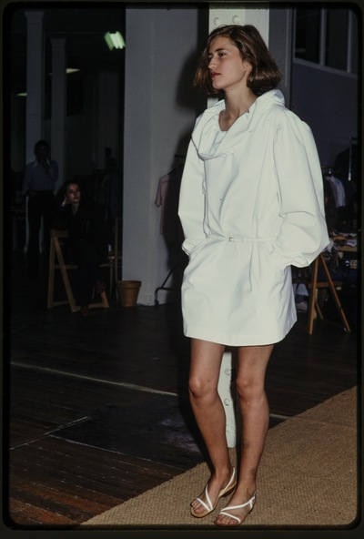 Fashion show Kenzo / JAP spring / summer 1980
