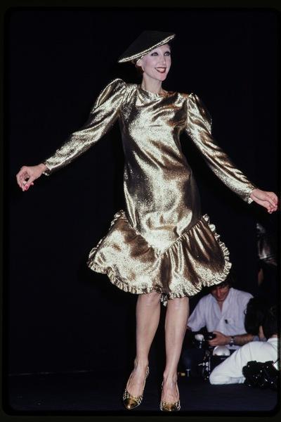 Fashion show Sonia Rykiel