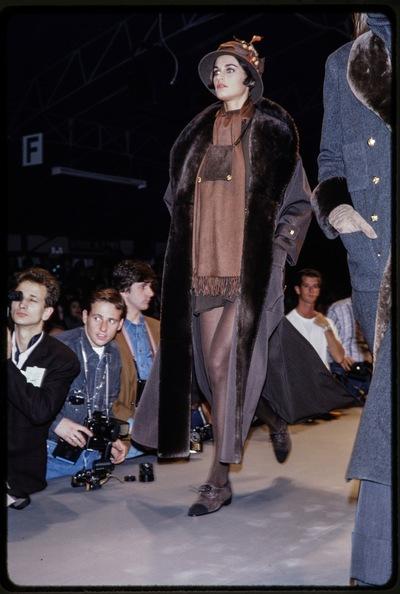 Fashion show Chanel