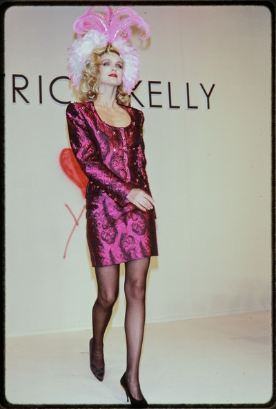 Fashion show Patrick Kelly