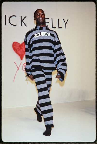 Fashion show Patrick Kelly
