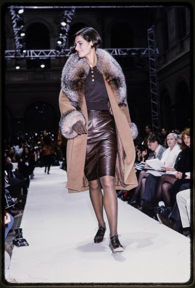 Fashion show Hermes