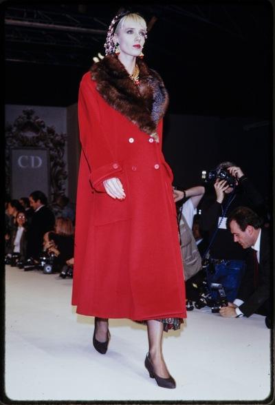 Fashion show Christian Dior