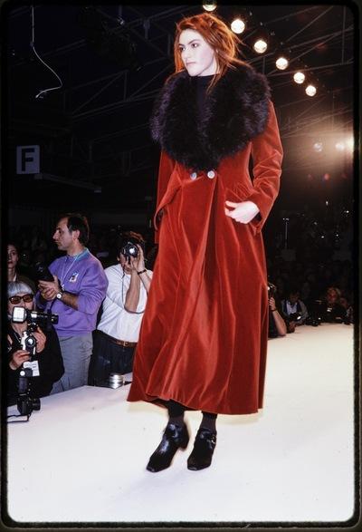 Fashion show Martine Sitbon