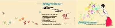 Fragranze 6, 2008 - Invito
