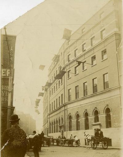 Jacob's Bishop Street offices