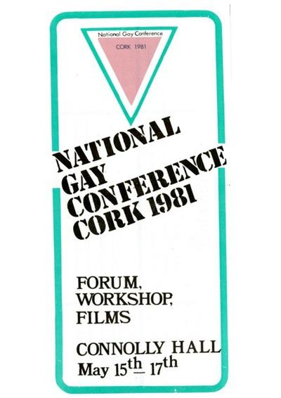 Leaflet 1981 National Gay Conference