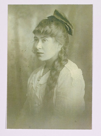 Photograph of Mary Sheldreck