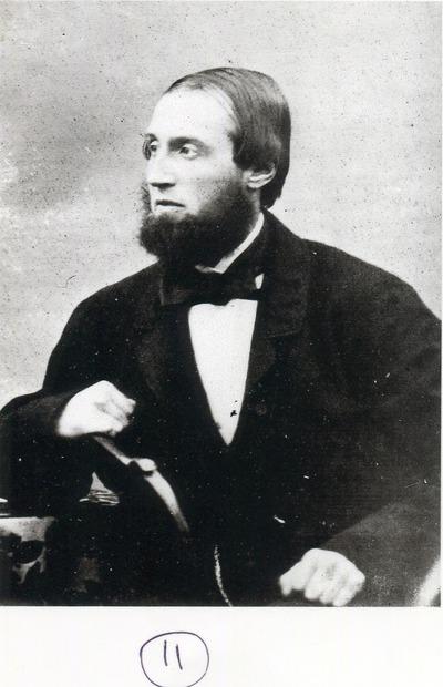 Portrait of Robert Jacob