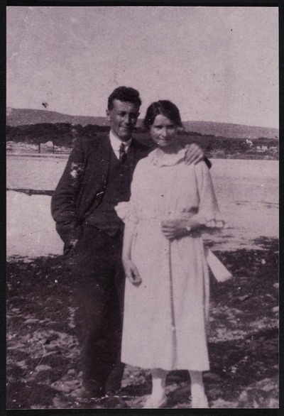 Photograph of Mortimer and Jo O'Connell