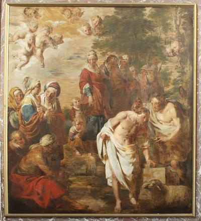 Doopsel van Christus