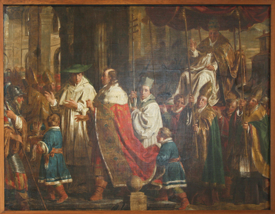 Heilige Norbertus van Gennep te Rome