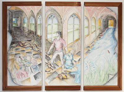 Allegorie der Verdwijningen, of de Emmaüsgangers