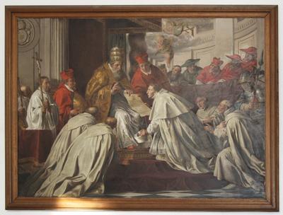 Paus Honorius II erkent de orde van Prémontré