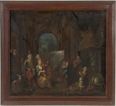 De kunstkamer