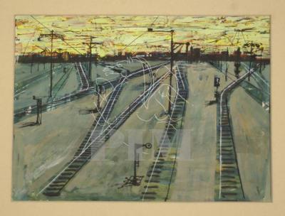 Juhász Gyula: A munka - illusztráció