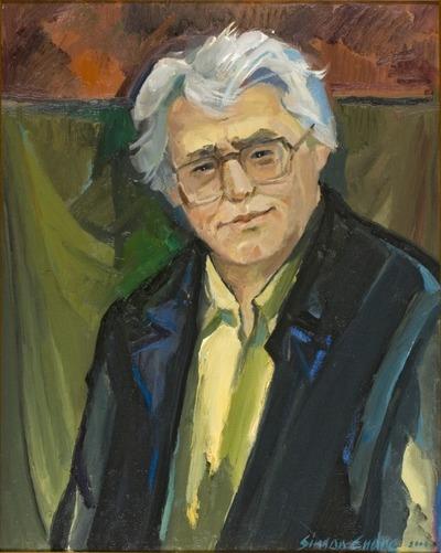 Sütő András portréja