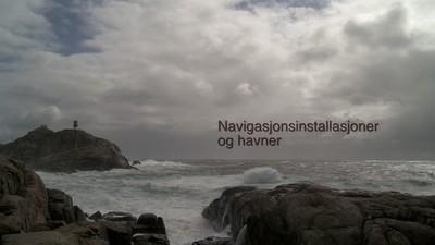 Navigasjonsinstallasjoner og havner