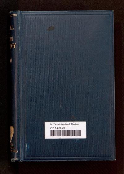 Manual of human osteology