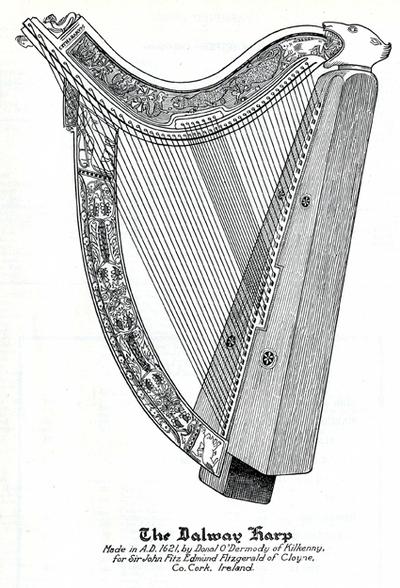 Dalway harp