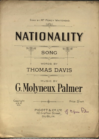 Nationality : song