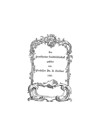 Judentum und Christentum in ihren Unterscheidungslehren : eine kurze Darstellung f. d. Gebildeten