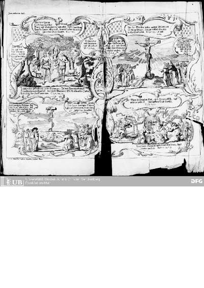 Jüdische Augen-Gläser, d.i.: ein in 2 Th. verf. u. d. Juden zur Erkenntnuß d. wahren Glaubens vorgesteltes Buch ...