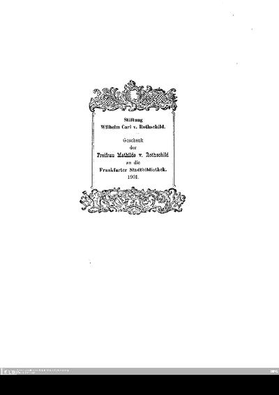 Denkschrift über die Judenfrage in dem Gesetz betreffend den Austritt aus der Kirche