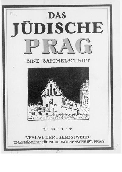 Das jüdische Prag : eine Sammelschrift