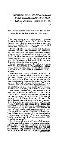 Het Nederlandsche zeewezen en de Amsterdamsche Joden in het einde der 18e eeuw