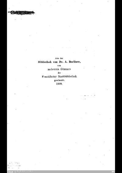 Les Israélites d'Oran de 1792 à 1815 d'après des documents inèdits