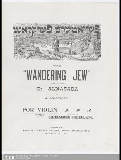 Feryomerṭ ferḳlogṭ : from the opera Dr. Almasada