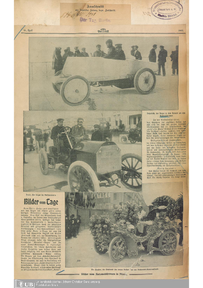 1903, Teil 2 - 1905