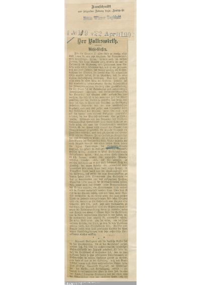 1900, Teil 2