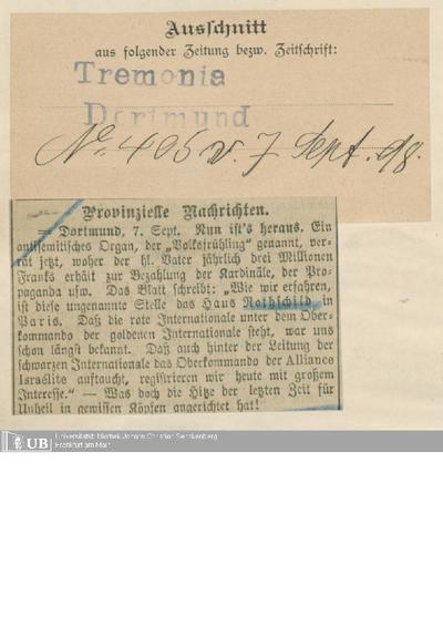 1898, Teil 3