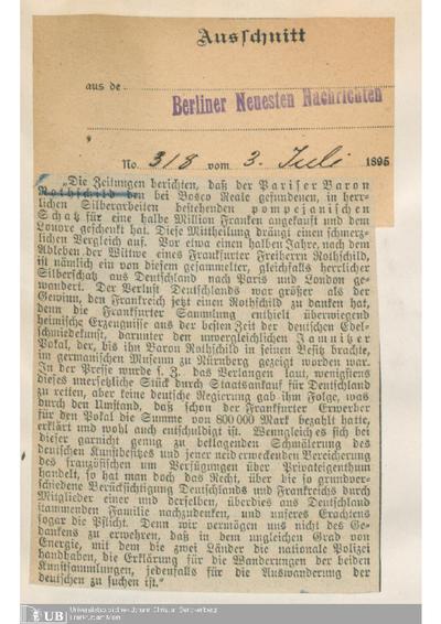 1895, Teil 2
