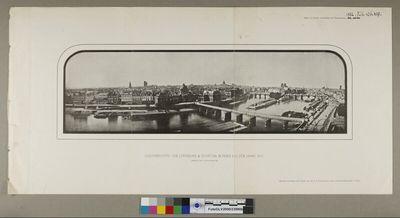 Panorama von Paris 1850