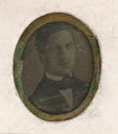 Eduard Witting, Seidenfabrikant in Schottenfelder Viertel von Wien