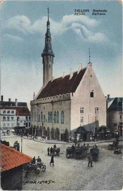 Tallinn : Town Hall