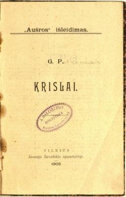 Krislai